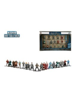 Harry Potter Nano Metal Figurines 20 Pack