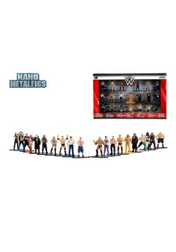 WWE Nano Metal Figuirines 20 Pack