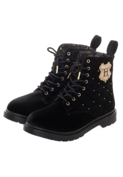 Harry Potter Quilted Womens Boots Alt 3