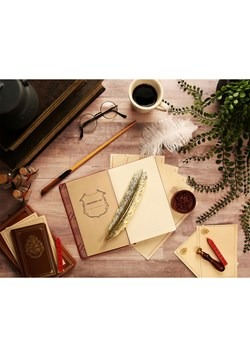 Harry Potter Feather Desk Pen and Stand