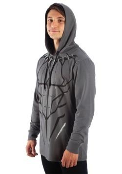 Men's Black Panther Cosplay Pullover Sweatshirt2