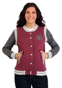 Women's Harry Potter Hogwarts Varsity Jacket
