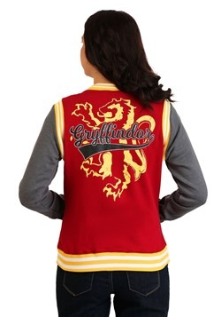 Women's Harry Potter Gryffindor Varsity Jacket