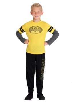 Boy's Batman Loungewear Set