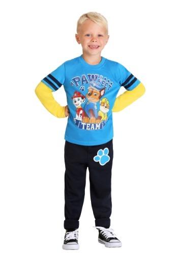Boy's Kids Paw Patrol Loungewear Set