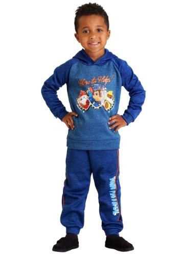 Boys Paw Patrol Hoodie Sweatshirt and Pant Set