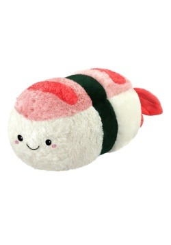 "Squishable Shrimp Sushi 15"" Plush"