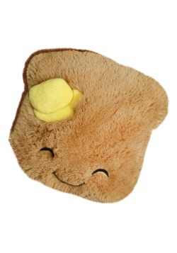 "Squishable Toast 7"" Plush"