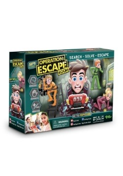 Operation Escape Room
