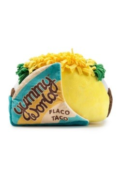 Yummy World Flaco Taco Large Plush Alt3