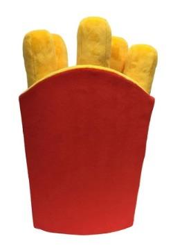 Yummy World Fernando the Fries Large Plush Alt3