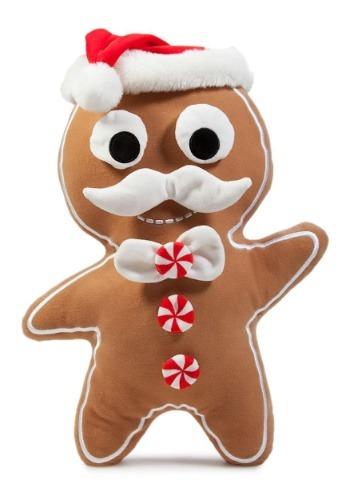 Yummy World Large Gingerbread Jimmy Plush