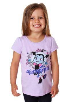 Toddler Girl's Vampirina T-Shirt