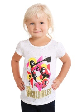 Girl's Toddler Disney Pixar The Incredibles TShirt