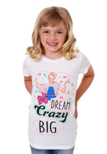 Girl's Kids JoJo Siwa Dream Crazy Big T-Shirt