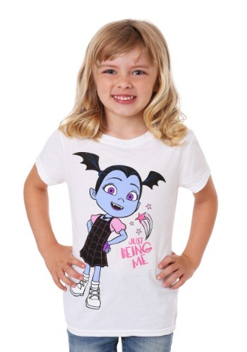 Girl's Vampirina Just Being Me T-Shirt