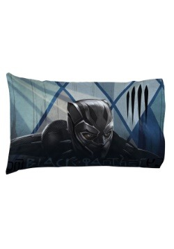 Black Panther Blue Tribe Twin Sheet Set alt 3