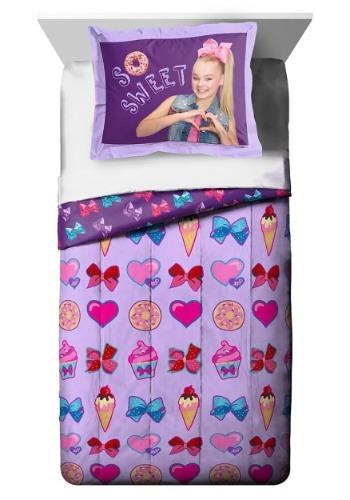 Twin/Full Comforter W/Sham Jojo Siwa Sweet Life