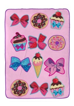 "Jojo Siwa Dreams Blanket 62"" x 90"""