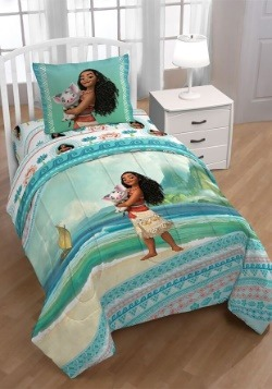 Moana The Wave Twin Comforter with Sham3
