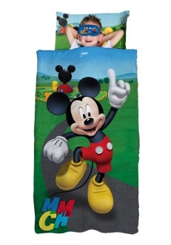 Mickey Mouse Club House 3pc Sleepover Set