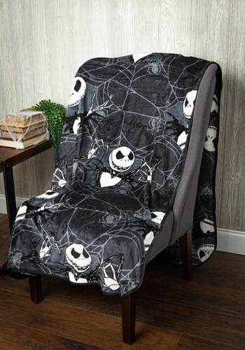 Nightmare Before Christmas Blanket