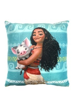 Moana 2 Pack Squishy Decorative Pillows