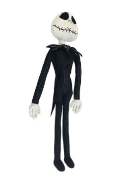 Nightmare Before Christmas Jack Skellington Plush