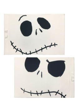 Nightmare Before Christmas Jack's Face 2-Pack Pillows