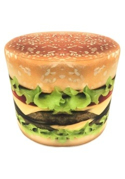 "Hamburger 12"" Magic Pouf"