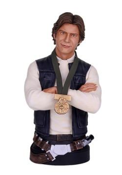 Han Solo Yavin Mini Bust