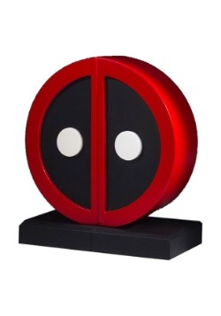 Deadpool Logo Bookends alt 2