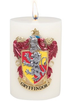 Harry Potter Gryffindor Sculpted Insignia Candle