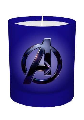 Marvel Avengers Glass Candle