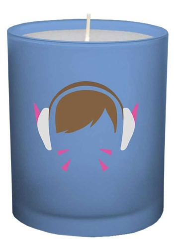 Overwatch: D.VA Votive Candle
