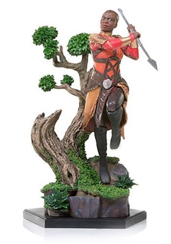 Black Panther Okoye Battle Diorama Series 1:10 Scale Statue