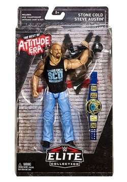 WWE Attitude Era Stone Cold Steve Austin Action Figure