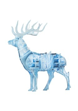 Harry Potter Stag Patronus 3D Wood Model & Book Alt3