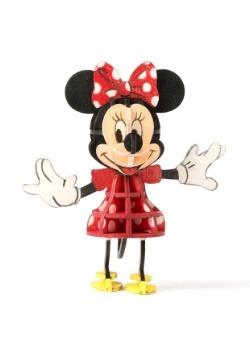 Minnie Mouse 3D Wood Model & Book alt 3