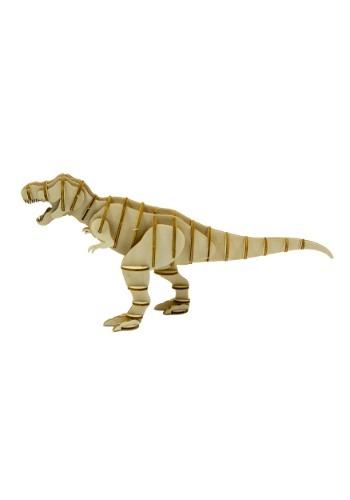Tyrannosaurus Rex 3D Wood Model
