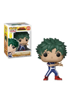Pop! Animation: My Hero Academia- Deku (training)