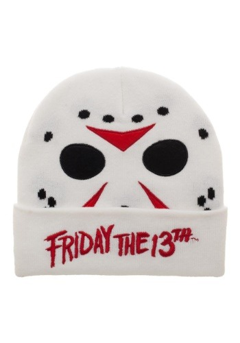 Jason Friday the 13th Cosplay Beanie
