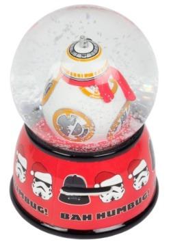 Star Wars BB-8 Snow Globe Bank 2