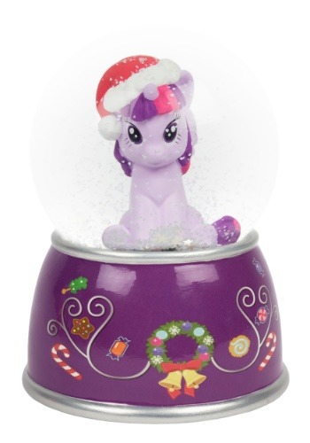 My Little Pony Snow Globe Bank update 1