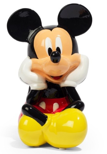 Disney Mickey Mouse Ceramic Bank