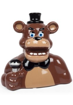 Five Nights of Freddy Ceramic Coin Bank