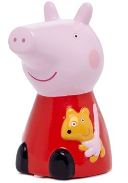 Peppa Pig Ceramic Coin Bank