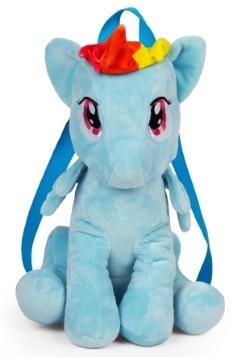Rainbow Dash My Little Pony Plush Backpack