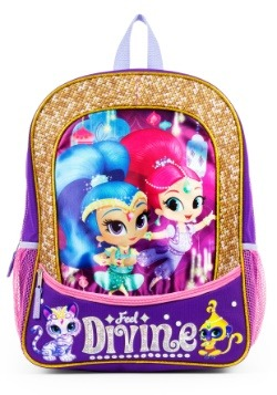 "Shimmer and Shine Feel Divine 16"" Backpack"