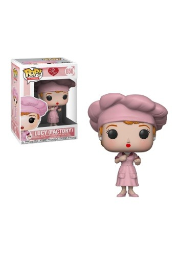 Pop! TV: I Love Lucy - Factory Lucy